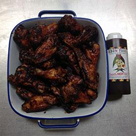 BBQnFools-Wings