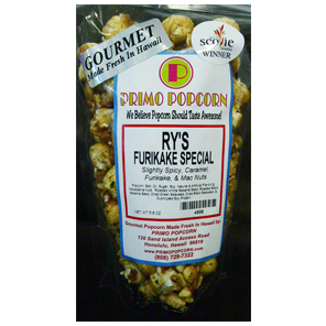 Ry's Furikake Special - Primo Popcorn