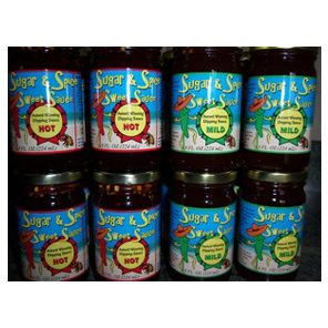 Sugar & Spice Sweet Sauce - Pleasant Valley Kitchen Company