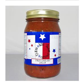 Tres Chilies - Smokin' Texas Gourmet
