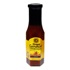Sweet Sunshine Atomic Sauce - Gourmet Conveniences