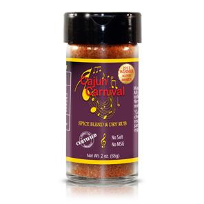 Cajun Carnival - Zydeco Spice