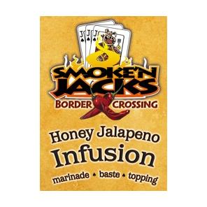 Honey Jalapeno Infusion - Smoken Jacks
