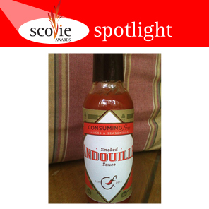 Scovie Spotlight - Consuming Fires Smoked Andouille Sauce