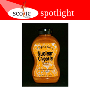 Scovie Spotlight - Filipino Phil's Nuclear Chipotle Sauce