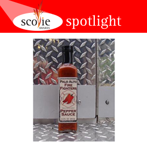 Scovie Spotlight-Palo Alto Fire Fighters Pepper Sauce