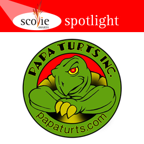 Scovie Spotlight - Papa Turts - So Hot It HurtsScovie Spotlight - Papa Turts - So Hot It Hurts