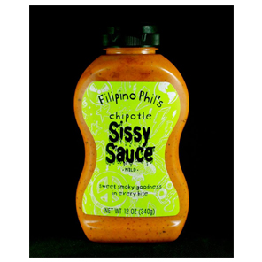 Filipino Phil's Sissy Sauce - Filipino Phil's Nuclear Chipotle Sauces LLC