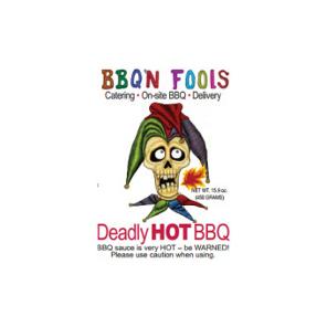 BBQ'n Fools Deadly Hot BBQ - BBQ'N Fools Catering LLC