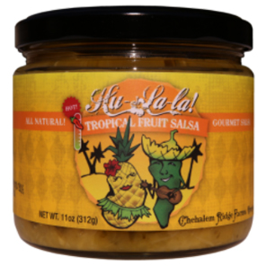Hu-La-La Tropical Fruit Salsa - Chehalem Ridge Brands