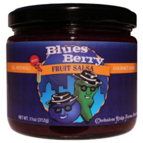 Blues Berry Fruit Salsa - Chehalem Ridge Brands