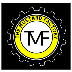 Tropical Orange Mustard - The Mustard Factory