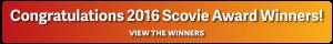 Congratulations 2016 Scovie Award Winners
