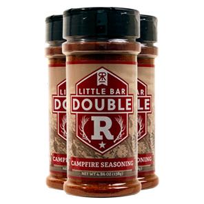 Campfire Seasoning - Little Bar Double R