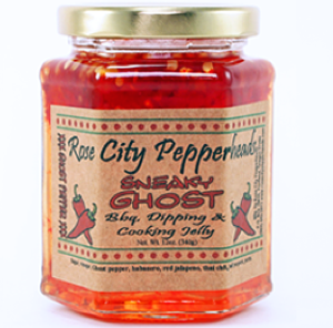 Rose City Pepperheads Sneaky Ghost